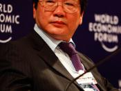 English: HO CHI MINH CITY/VIETNAM, 7JUN10 - Pham Ngoc Minh, President and Chief Executive Officer, Vietnam Airlines Corporation, Vietnam captured during the World Economic Forum on East Asia in Ho Chi Minch City, Vietnam, June 7, 2010. Copyright World Eco