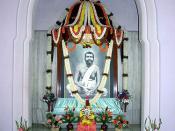 Sri Ramakrishna Paramahamsa - Sri Ramakrishna Ashrama, Mysore