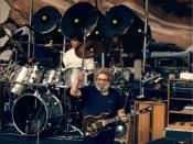 Jerry-Mickey at Red Rocks from a deadhead to other deadheads give peace some chance