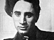 Photo of Elia Kazan for stage play