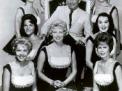Publicity photo of Jack Bailey, host of the television program Queen for a Day.