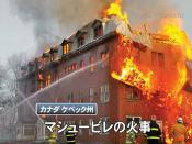 English: A Japan television news program simulation image.