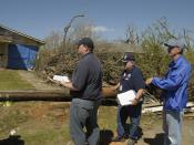 FEMA - 40811 - PDA team in Arkansas