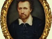 Ben Johnson, Dramatist, Poet, and Actor