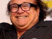 English: Danny DeVito at the 2010 Comic Con in San Diego