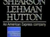 Shearson Lehman Hutton logo