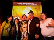 Vivian Po, Mona Koh, Kay Hsin-Lien Leventhal, Dennis Fink and Dana Levine (DSC_5430)