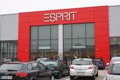 Esprit shop Bremen; outlet store in Brinkum (Südgrenze zu Bremen)