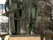 Tycho Brahe and Johannes Kepler