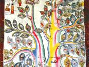 A Medical Thangka - Root of Health and Disease