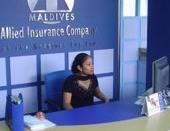 English: Allied Insurance Company of the Maldives - Front Office
