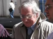 Noam Chomsky in 2004