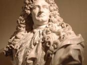 Bust of Jules Hardouin-Mansart (1645–1708)