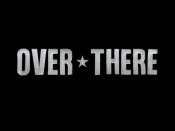 English: Intertitle from the FX television program Over There