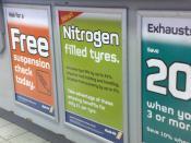 nitrogen filled tyres