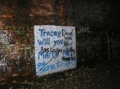 big tunnel marriage proposal