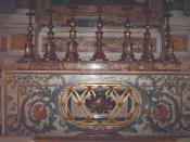 Tomb of pope Gregorius I, Basilica di San Pietro