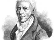 Jean-Baptiste Lamarck (1744 1829)