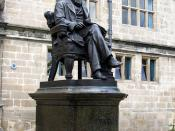 CHARLES DARWIN IN SHREWSBURY