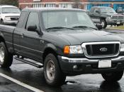 2004-2005 Ford Ranger photographed in USA. Category:Ford Ranger (North America)