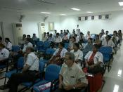 Guest Lecture on   'Recent trends in management of hemophilia' by Dr. PK Rath