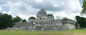 Caracol (The Observatory) in Chichén Itzá