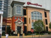 English: The Cheesecake Factory seen at the Palisades Center Mall in West Nyack. Taken September 6, 2007 by Nightscream. Category:Images of Rockland County