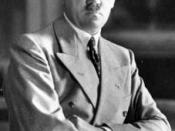 In 1934, Hitler became Germany's president under the title of Führer und Reichskanzler (Leader and Chancellor of the Reich).