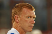 David Moyes, Manager of Everton Football Club. I took this photo standing next to him before the game against Club America. Everton lost in Penalties =/. It was fun watching them play. This was taken at Pizza Hut Park in Frisco, Texas USA. Everton Played