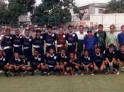Português: Equipe do Bayer, de Belford Roxo.