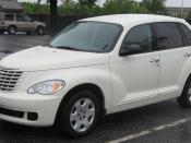 2006-2008 Chrysler PT Cruiser photographed in College Park, Maryland, USA. Category:Chrysler PT Cruiser