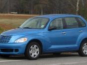 2006-2009 Chrysler PT Cruiser photographed in College Park, Maryland, USA. Category:Chrysler PT Cruiser