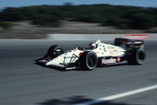 Michael Andretti at Monterey