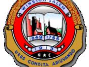 Official seal of Winston-Salem