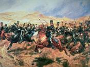 English: The Charge of the Light Brigade by Caton Woodville