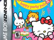 Hello Kitty Happy Party Pals.
