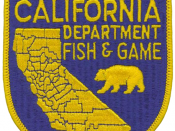 California Department of Fish and Game