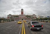 English: Presidential Palace in Taipei, Taiwan 中文(繁體): 位於臺灣臺北市的中華民國總統府廳舍。