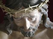 Español: Cristo de la Pasión