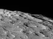 Mond Krater - Curtius/Moretus