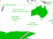 Australian external territories