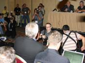 Lance Armstrong press conference at Interbike Las Vegas