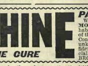 Advertisement for curing morphine addictions from Overland Monthly, January 1900