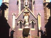 Mary Mackillop Chapel, nth sydney