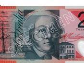 $20 Australian note