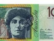 Alumna Dame Nellie Melba features on the Australian $100 note