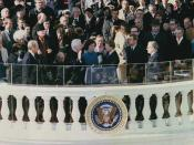English: Inauguration of Jimmy Carter
