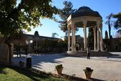 English: Tomb of Hafez in Shiraz