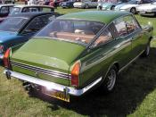 1974 Sunbeam Rapier fastback coupé in