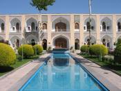 English: Abbasi Hotel Esfahan